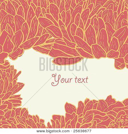 Elegance Floral Card