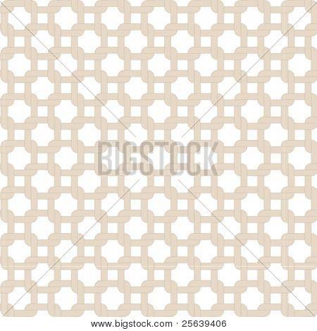 A woven vector pattern