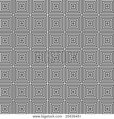 Very fine, black and white, vector pattern