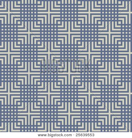 A checkered, vector pattern