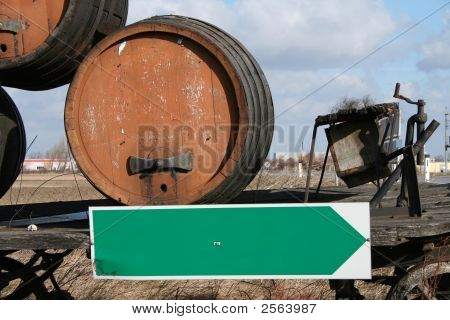 Barrel And Billboard