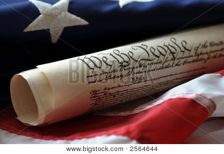 United States Constitution - We The People