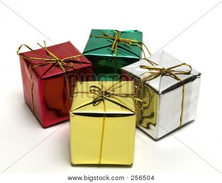 Little Gift Boxes