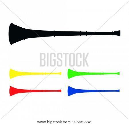vector vuvuzela