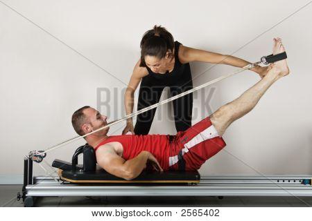 Ginástica Pilates