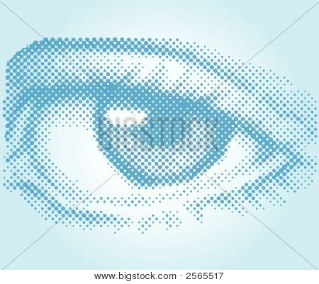 Eye In Vector