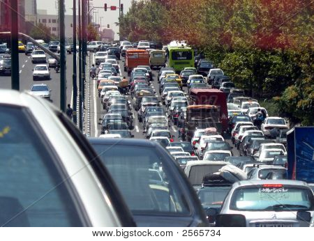 Traffic Of Iran 2006 229