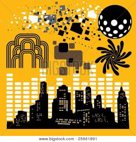 Urban elements (7)