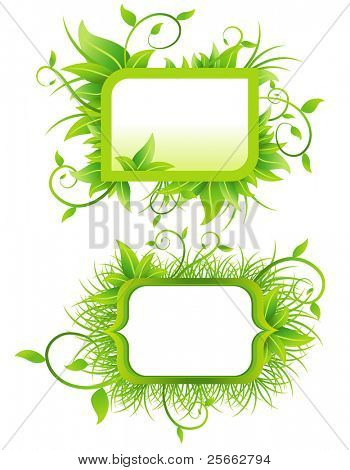 Ecological Banners