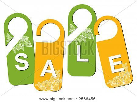 sale tags (look for vector version in my portfolio)
