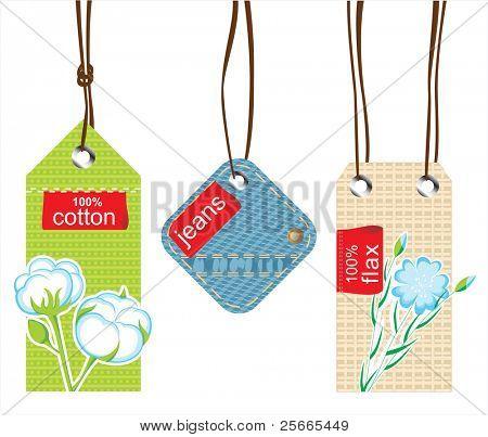 textile labels
