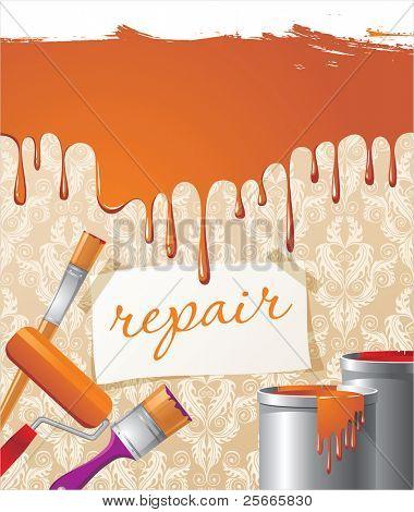 repair composition