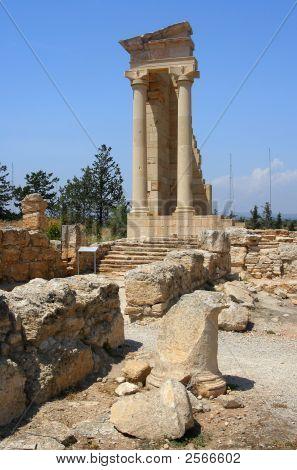 Santuario del dios Apolo Ylatis Chipre