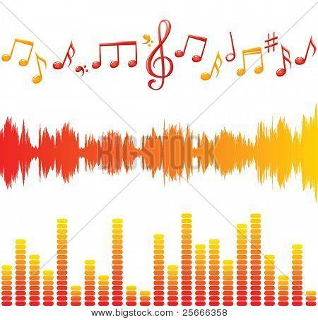 elementos de diseño de la música