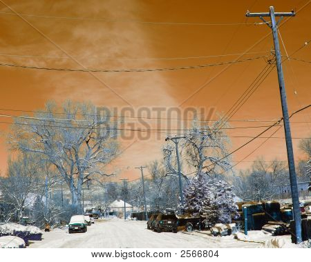 Ir Street Winter