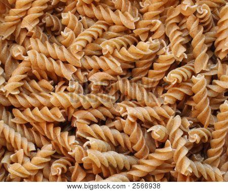 Multigrain Spiral Pasta
