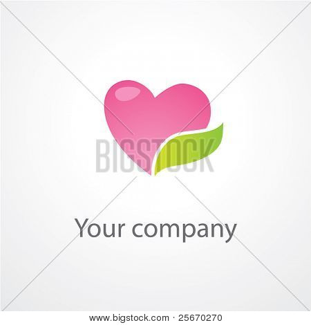 template to mark the company