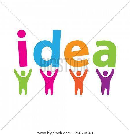 symbol - an idea