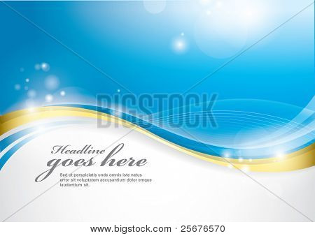 vector of abstract background