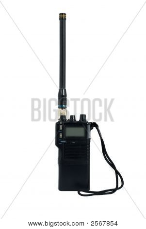 Hand Held Radio Transceiver