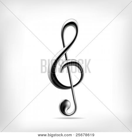 Music note (vector) â?¢ Find more music notes in my portfolio â?¢