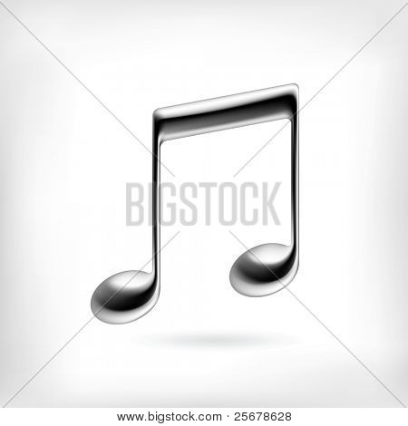 Music note  â?¢ Find more music notes in my portfolio â?¢