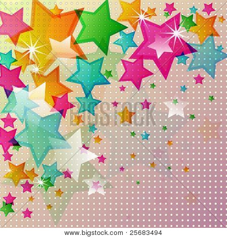 EPS10 star background