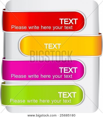 Coloridos marcadores de discurso