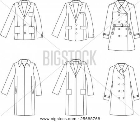 Men s  jacket and coat collection