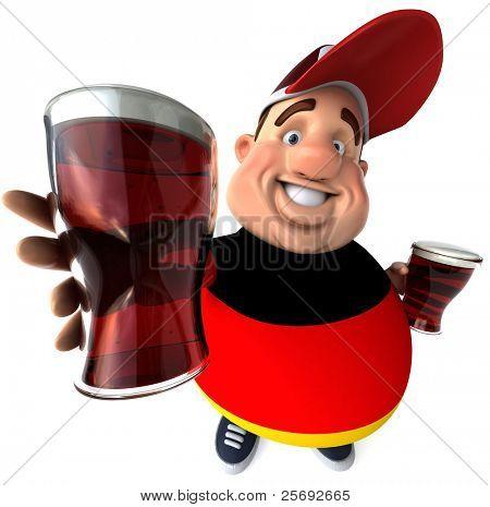 Bebedor de cerveza