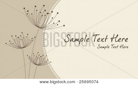 dandelion template 02