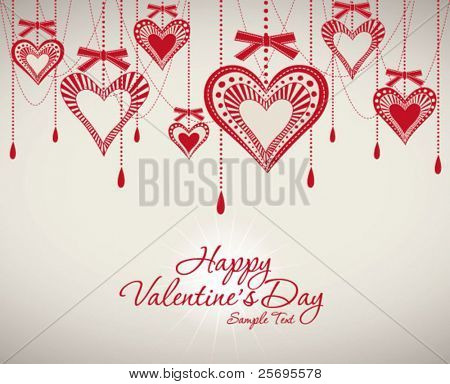 Valentine background 18