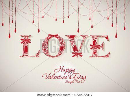 Valentine background 21