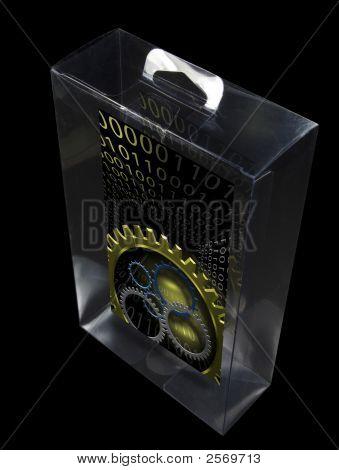 Drehen Gears display