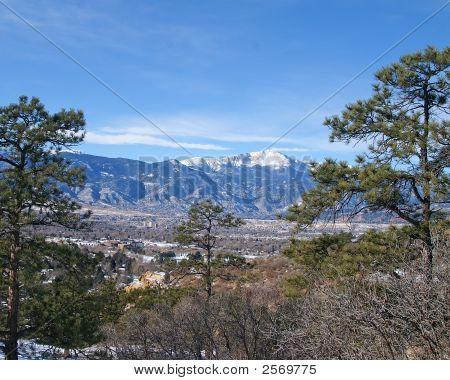 Palmer Park Colorado Pikes Peaks