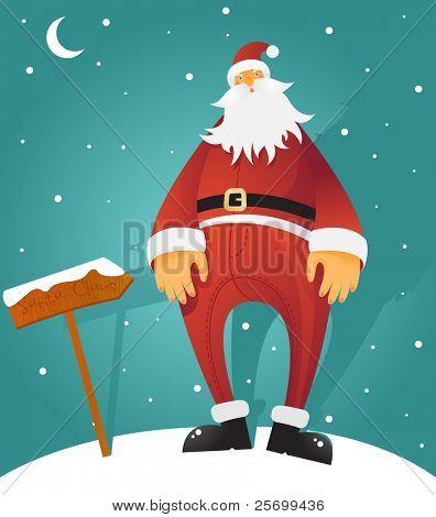 Big Santa Claus