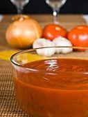 Spaghetti Sauce & Ingredients poster