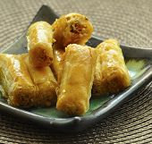 image of baklava  - The baklava - JPG
