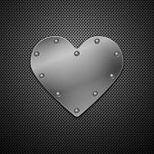 image of ironclad  - Metallic heart - JPG