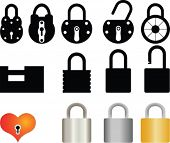 Padlock collection