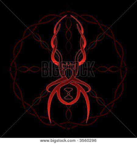 Celtic Black Widow