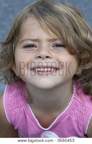 Girl Smiles