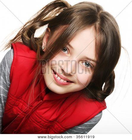 Imagens de uma menina engraçada