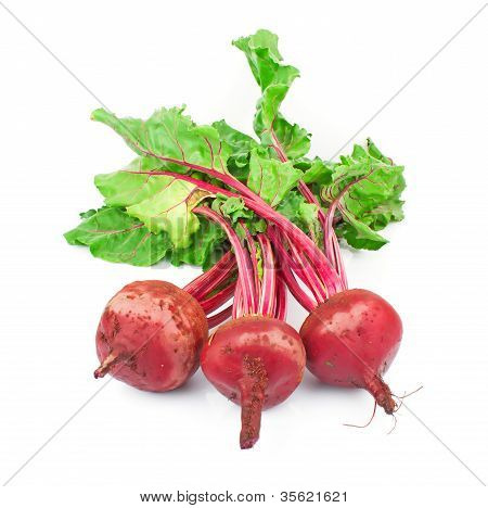 Red Fresh Beetroots