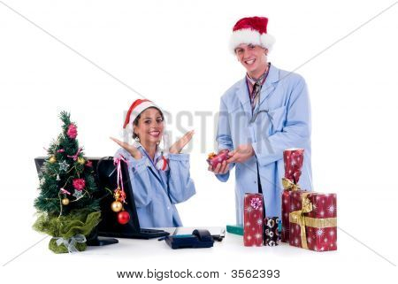 Medical Team, Chrismas