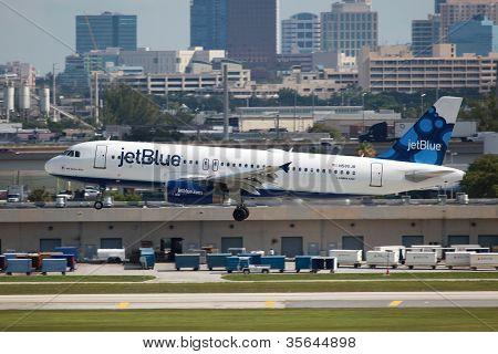 Jetblue Airbus A320