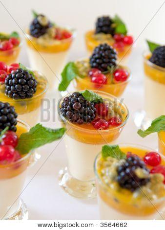 Sweet Berries Desserts