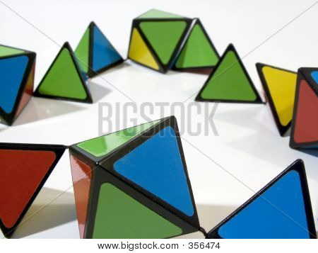 Color Pyramids