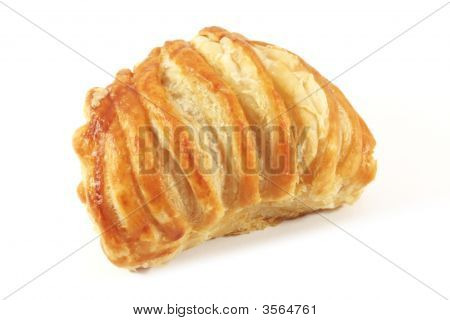Apple Strudel Puff Pastry Danish