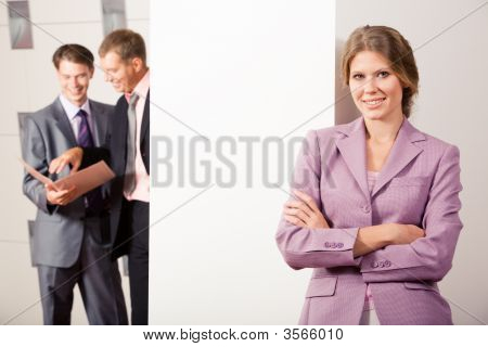 Pretty Employee